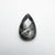 0.72ct 7.75x5.26x2.12mm Pear Rosecut 18015-25