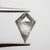 1.03ct 9.51x6.35x2.78mm Kite Rosecut 18017-01