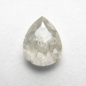 1.41ct 8.51x6.75x2.86mm Pear Rosecut 18019-20