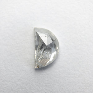 0.41ct 6.25x3.79x2.08mm Half Moon Rosecut 18019-40