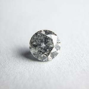 0.76ct 5.64x5.62x3.64mm Round Brilliant 18029-02