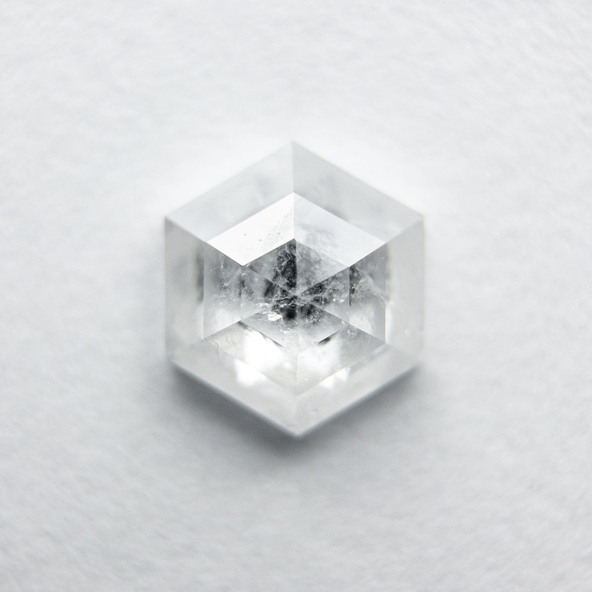0.93ct 6.89x5.90x2.76mm Hexagon Rosecut 18032-07