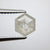1.23ct 7.89x6.77x2.70mm Hexagon Rosecut 18032-10