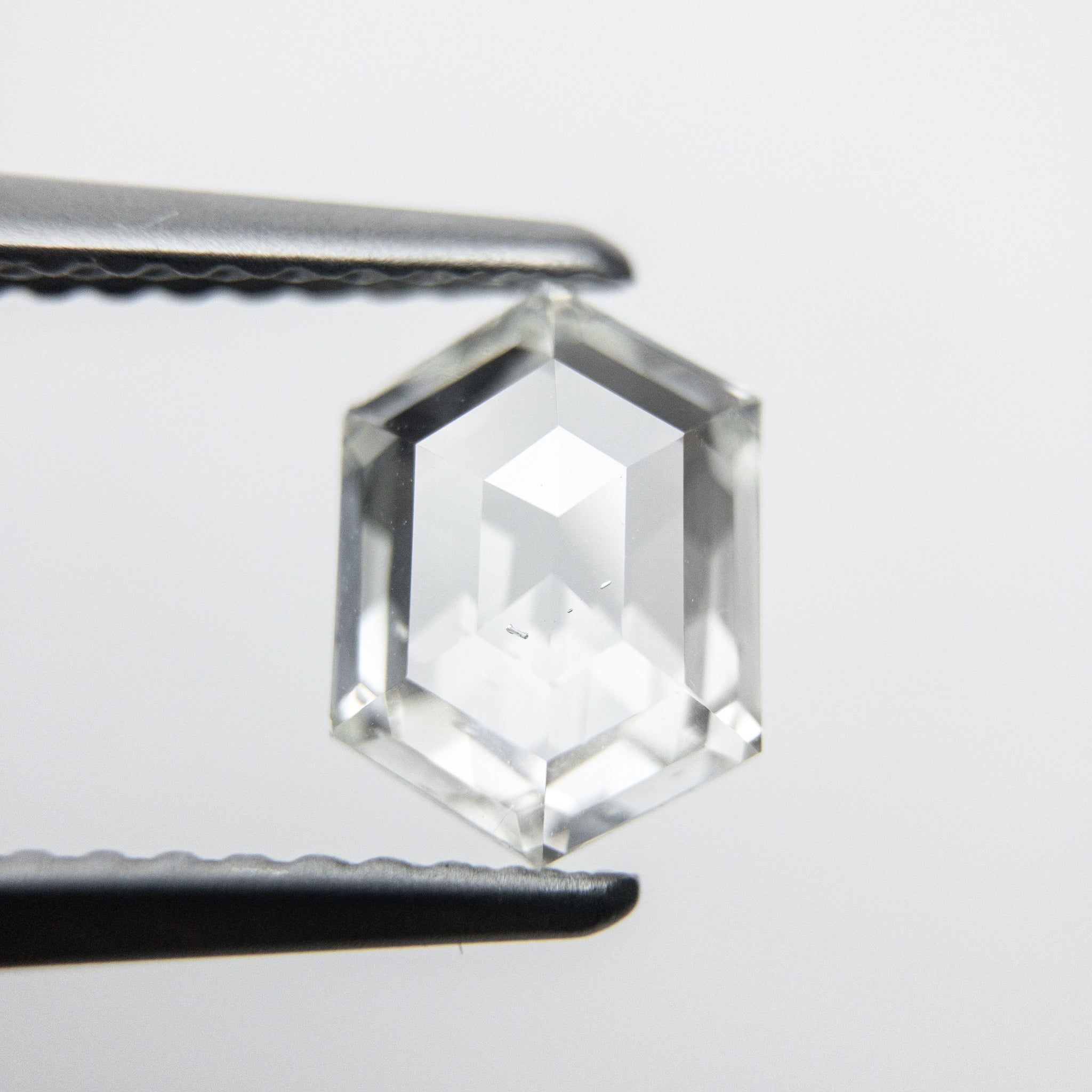 1.13ct 7.79x5.65x2.69mm SI1 I Hexagon Rosecut 18035-01