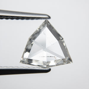 1.28ct 8.87x9.17x2.15mm SI3 I/J Geo Trillion Rosecut 18039-01