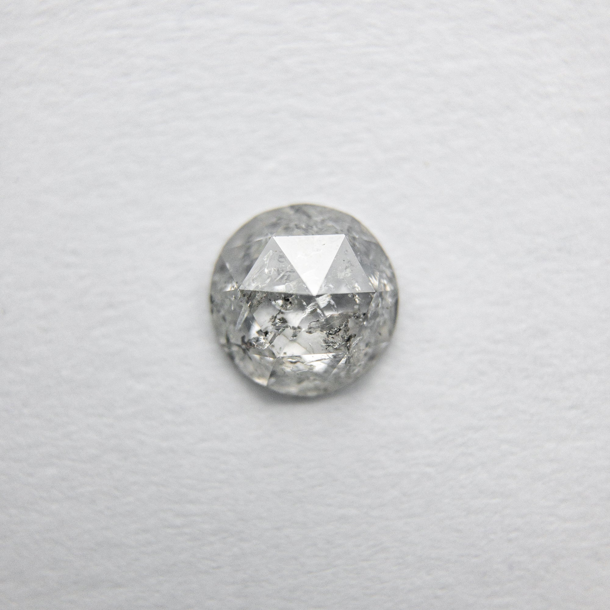 0.46ct 5.11x5.02x2.14mm Round Rosecut 18049-11