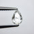 0.50ct 6.89x4.62x1.87mm Pear Rosecut 18050-01