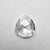 0.65ct 7.29x6.33x1.81mm Pear Rosecut 18050-03