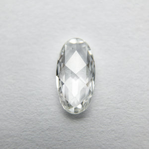 0.47ct 7.58x3.96x1.75mm Oval Rosecut 18051-02