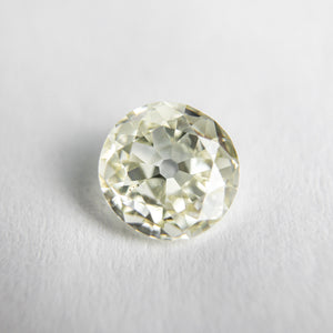0.90ct 6.54x6.29x2.69mm SI1 N Round Old European Cut 18053-01