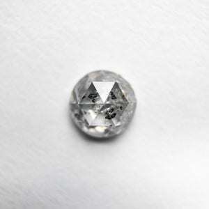 0.66ct 5.35x5.29x2.77mm Round Rosecut 18061-24