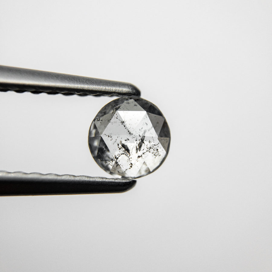 0.43ct 4.92x4.89x1.85mm Round Rosecut 18061-25