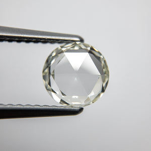 1.03ct 7.10x7.03x2.07mm VS1 J Round Rosecut 18066-02