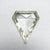 0.75ct 9.23x8.04x1.60mm Shield Rosecut 18069-01