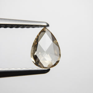 0.49ct 6.76x4.89x1.89mm Pear Rosecut 18090-12