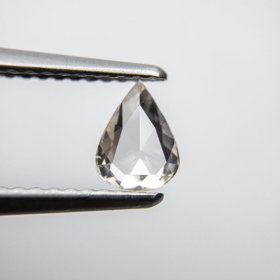 0.43ct 6.22x4.69x1.82mm Pear Rosecut 18090-16