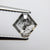 1.20ct 7.60x7.74x2.70mm Geometric Rosecut 18093-03
