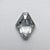 0.77ct 7.50x6.00x2.28mm Geometric Rosecut 18093-04