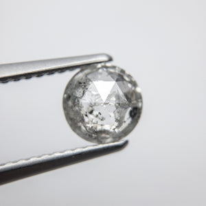 1.10ct 6.49x6.43x3.21mm Round Double Cut 18094-01