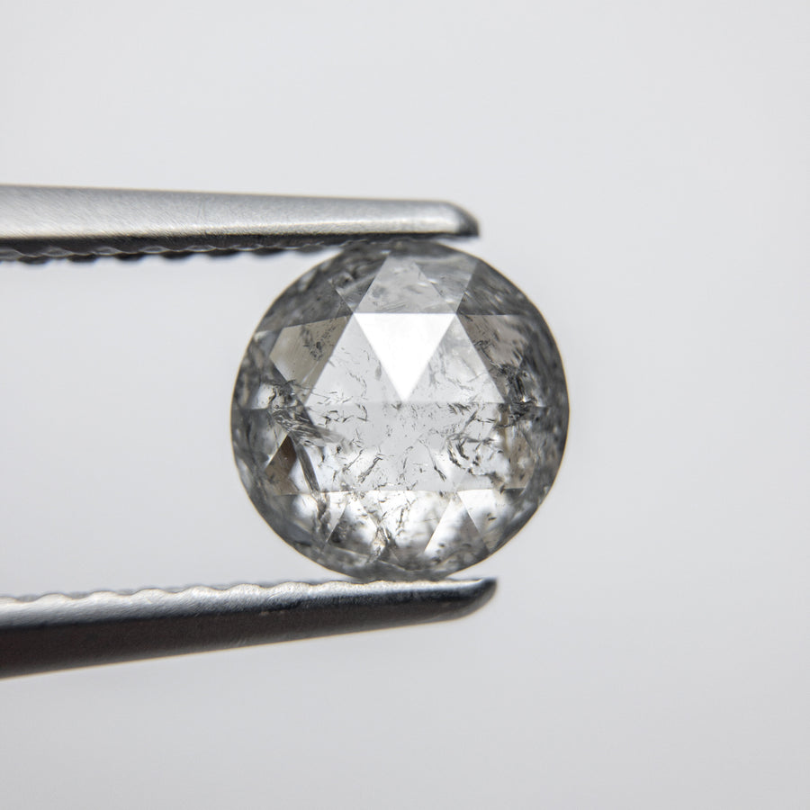 1.39ct 6.81x6.62x3.57mm Round Double Cut 18094-06