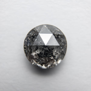 1.54ct 7.31x7.22x3.67mm Round Double Cut 18094-12
