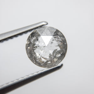 1.37ct 7.17x7.14x3.39mm Round Double Cut 18094-13