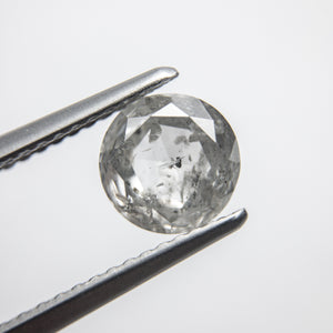 1.39ct 6.83x6.80x3.51mm Round Double Cut 18094-17