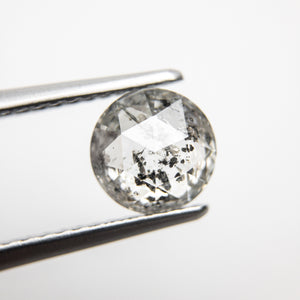 1.27ct 6.83x6.79x3.45mm Round Double Cut 18094-23