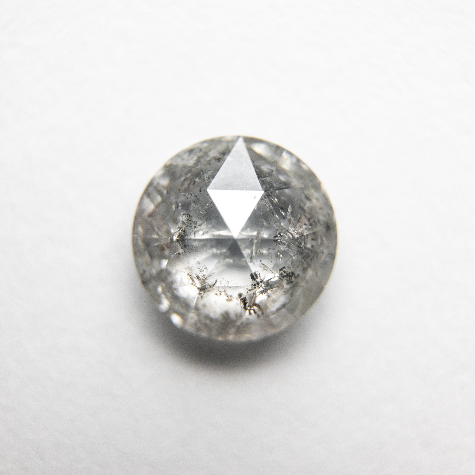 1.25ct 6.99x6.97x3.40mm Round Double Cut 18094-25
