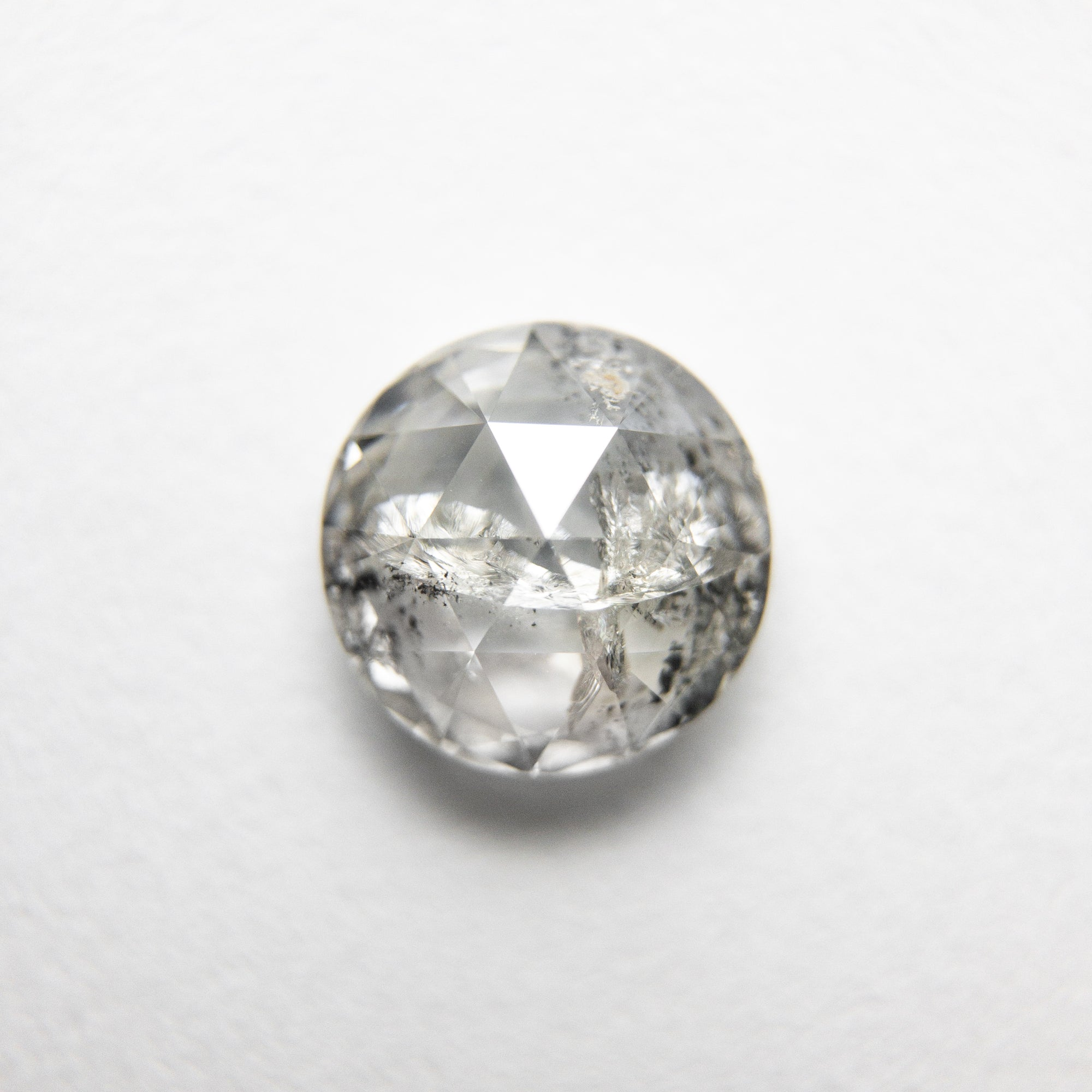 1.05ct 6.74x6.67x3.10mm Round Double Cut 18094-29