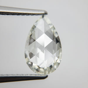 1.48ct 10.89x6.87x2.57mm Pear Rosecut 18105-01