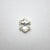 0.37ct 5.11x4.42x1.98mm VS2 K/L Hexagon Rosecut 18107-06