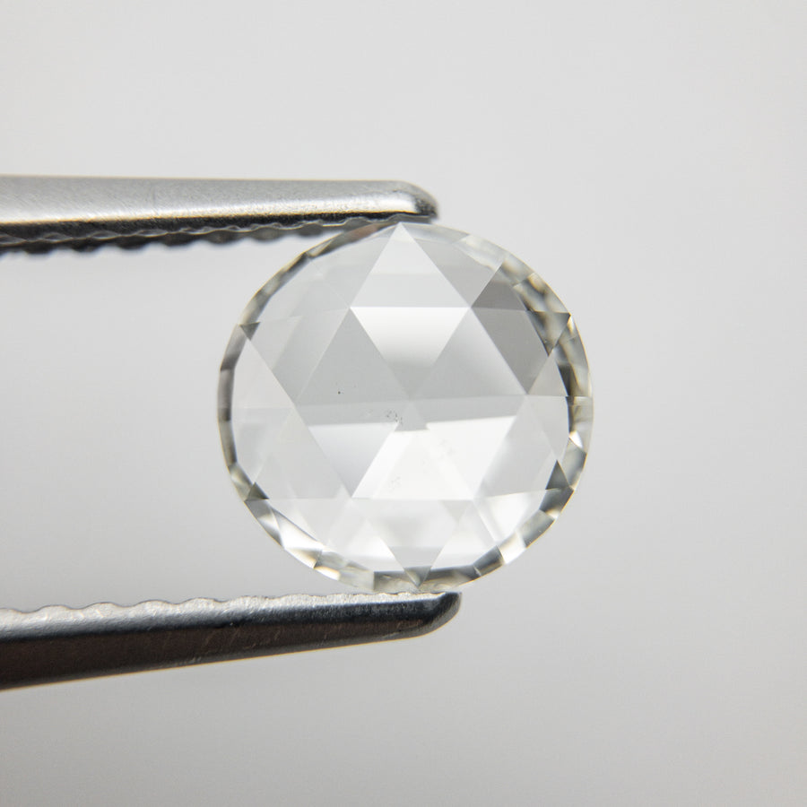 1.07ct 7.38x7.28x2.09mm SI1 H Round Rosecut 18108-01