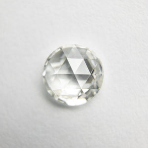 0.97ct 6.54x6.46x2.76mm SI1 H Round Rosecut 18108-03
