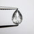 0.81ct 7.26x5.16x2.83mm Pear Double Cut 18110-02