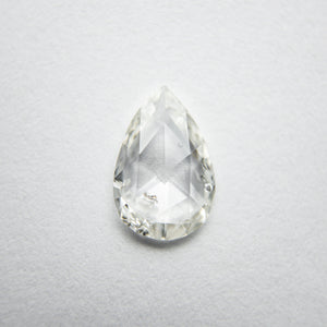 0.63ct 8.59x5.69x1.73mm I1 I/J Pear Rosecut 18111-01