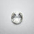0.76ct 6.45x6.43x2.07mm I1 H Round Rosecut 18111-10
