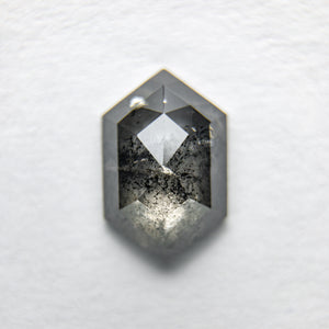 1.16ct 8.64x5.67x2.79mm Hexagon Rosecut 18114-02