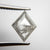 1.37ct 11.68x9.46x2.24mm Kite Rosecut 18116-07