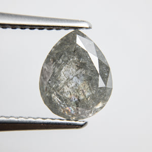 2.38ct 9.28x7.55x4.14mm Pear Double Cut 18119-09