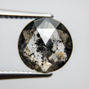 3.91ct 10.13x10.10x4.39mm Round Rosecut 18119-13
