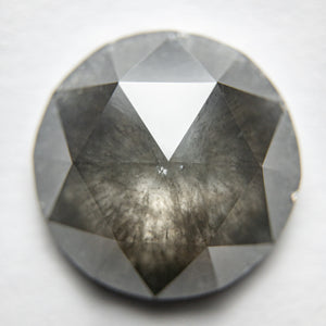 7.79ct 13.73x13.69x4.64mm Round Rosecut 18119-19
