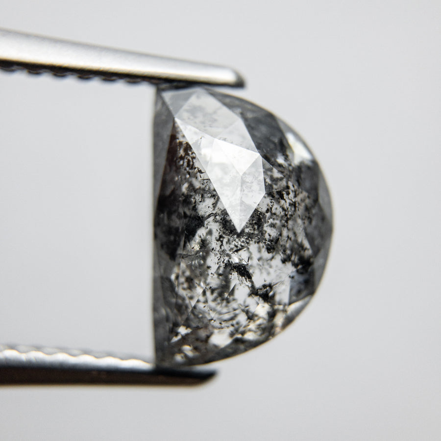 2.87ct 10.38x7.02x4.39mm Half Moon Rosecut 18119-23
