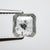 1.45ct 7.27x7.19x2.57mm Cut Corner Rectangle Rosecut 18119-28