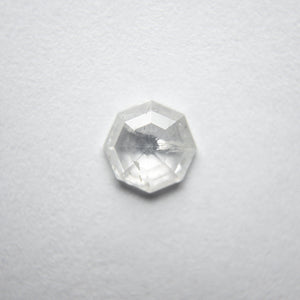 0.54ct 5.84x5.43x1.96mm Octagon Rosecut 18121-10