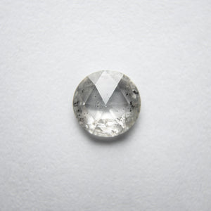 0.66ct 6.01x5.912.17mm Round Rosecut 18121-12
