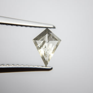 0.67ct 7.85x5.87x2.60mm Kite Rosecut 18127-05
