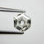 0.77ct 6.86x5.84x2.69mm VS1/VS2 J Hexagon Step Cut 18129-03