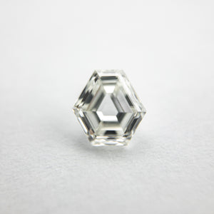 0.70ct 5.75x5.70x2.78mm Hexagon Step Cut 18129-05