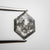 1.95ct 10.71x8.09x2.79mm Hexagon Rosecut 18131-02